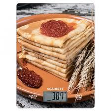<b>Весы кухонные Scarlett SC-KS57P45</b> - IRMAG.RU
