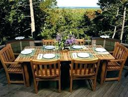 wooden patio dining table wooden patio dining tables best patio dining set nice teak patio dining
