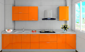 Red Gloss Kitchen Cabinets Awesome Orange Kitchen Cabinets On Red Kitchen Purple Gloss