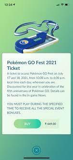 Pokemon Go Fest 2021 Details, Dates ...