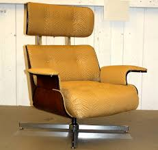 creative ideas office furniture. Creative Ideas Mid Century Modern Office Furniture HomesFeed Brown Chair With Wheels And Armrest Feature Dallas M