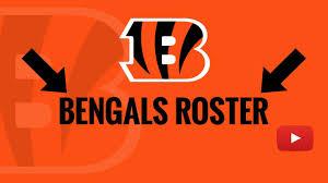 2019 Cincinnati Bengals Roster