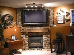 stone fireplace with beautiful mantel decorating ideas small living room design with simple stone fireplace