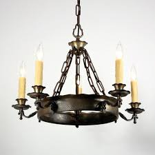 light fixture in spanish sold handsome antique revival five chandelier c what does mean