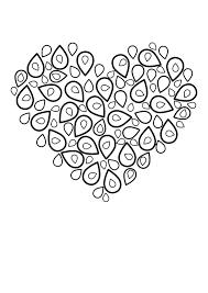 Kleurplaat Beertje I Love You Herz Mit Pfeil 3 Ausmalbild Malvorlage