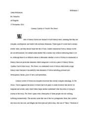 the alchemist essay mckenzie casey mckenzie mr palumbo ap  7 pages literary quality of the shawl essay