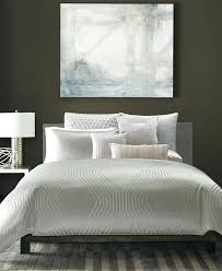 macy bedding bedding king size harmonious hotel collection keystone king duvet cover at s macys bedding