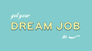 get your dream job in on vimeo get your dream job in