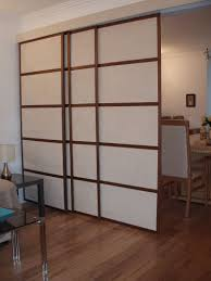 room dividers are an effective way to give two functions or