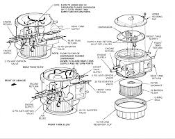 1988 f250 diagram for the fuel line system 6cyl tanks to injectors 1995 ford f150 fuel line diagram at Ford F 150 Fuel System Diagram