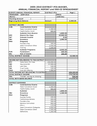 Sample Non Profit Balance Sheet With Bud For Non Profit Organization ...
