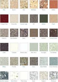 countertop colors awesome with colors kitchen popular laminate countertop colors 2018 granite colors for light maple