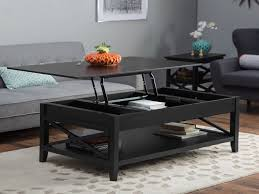 black lift top coffee table new with up tables lifting modern as