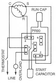 refrigerator start relay wiring diagram refrigerator compressor potential relay wiring diagram wiring diagram on refrigerator start relay wiring diagram