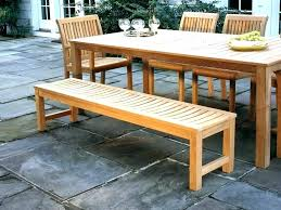 wooden patio dining table modern teak outdoor dining table round outdoor dining table benches outdoor wooden