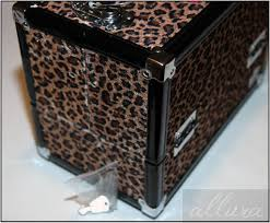 caboodles cosmetic case in leopard print caboodles