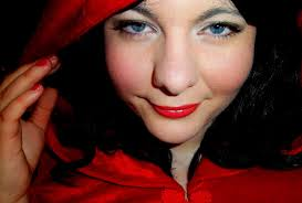 looks like the wolf ate lil red riding hood lol