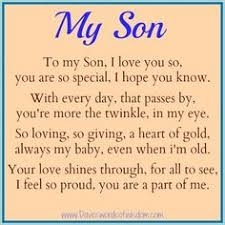 Beautiful Son Quotes Best of 24 Best My Beautiful Sons Images On Pinterest Families My Boys