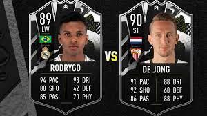 FIFA 21: FUT-Showdown zwischen Luuk de Jong und Rodrygo