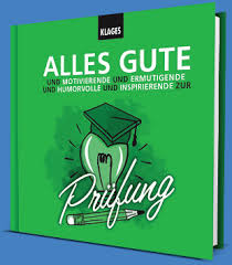 Prüfungs Buch Klages Kalender 2016