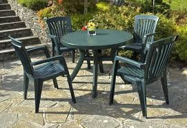 Resin Patio Table Chairs
