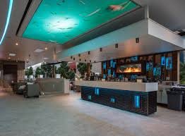 Soleil Pool Bar Rydges Hotel Modern Home Bar Brisbane by