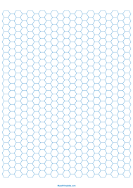 Hexagon Graph Paper Pdf Pin By Muse Printables On Printable Paper Graph Paper