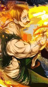 Escanor Power Divine Axe Rhitta Nanatsu ...