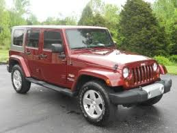 2008 jeep wrangler unlimited sahara sport utility 4 door 3 8l photo