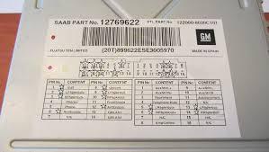 2006 9 5 radio removal guide saabcentral forums Saab Wiring Harness s c2 staticflickr com 2 1635 2 36d651b2_b jpg saab radio wiring harness
