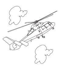 Small Picture Helicopter in cloud coloring page Download Free Helicopter in