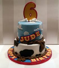 Toy Story Birthday Cake Large Bakealous