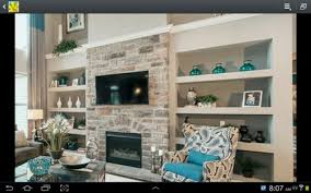 in the process of building a home fireplace will look like this picture what s the best way to mount the tv bracket