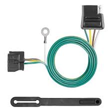 amazon com curt manufacturing 58918 custom towed vehicle rv wiring curt manufacturing 58918 custom towed vehicle rv wiring harness add on for dinghy towing
