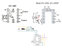 help inkbird itc 100v home brew forums the snag i have hit is wiring in the flash buzzer and switch the image below shows the itc 100 syl 2352 and the portion of pj s diagram i m dealing