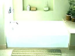 refinishing a bathtub yourself stylist design ideas how to