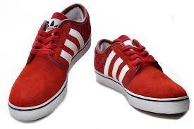 adidas red shoes. adidas shoes for men white and red