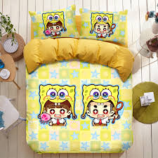 Inspirational Spongebob Bed Sheets 83 For Your Super Soft Duvet ... & Unique Spongebob Bed Sheets 44 With Additional Black And White Duvet Covers  With Spongebob Bed Sheets Adamdwight.com