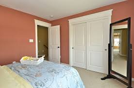 Perfect Sliding Closet Doors Bedroom Craftsman With None. Image By: Baldwin Homes  Inc