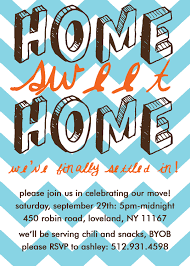housewarming party invitations templates