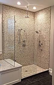 The Riverstone - an amazing frameless shower. The 3/8