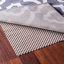 how to keep rugs from slipping on hardwood floors 6 com epica extra thick non slip area rug pad 4 x 6 for any hard surface floor keeps your rugs