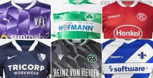 Bundesliga standings and match details (goal scorers, red cards results. 2 Bundesliga 20 21 Kits Overview Just Hamburg Missing Footy Headlines