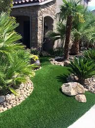 home courtyard landscaping modern