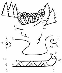 Disegni Di Natale Da Stampare Labirinti Unisci I Puntini Colora