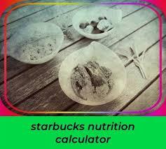 starbucks nutrition calculator 129 20180906104148 54 sparta nutrition nutrition pdf carter center nutrition exam