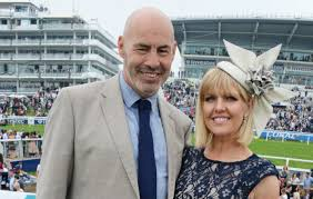 "Ashley Jensen ""devastated"" after husband found dead at family home"