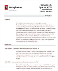 Project Manager Resume Sample Resume Manager Skills Agile Project