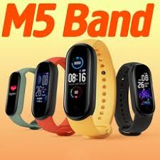 <b>NEW M5 Smart</b> Bracelet Dynamic UI Color Display Screen IP67 ...