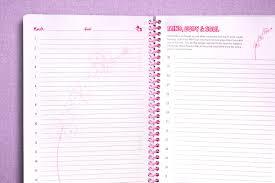 Diary Page Template Blank Diary Page Zoro Braggs Co